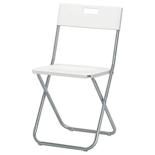 IKEA(イケア)『GUNDE 折りたたみチェア ホワイト』