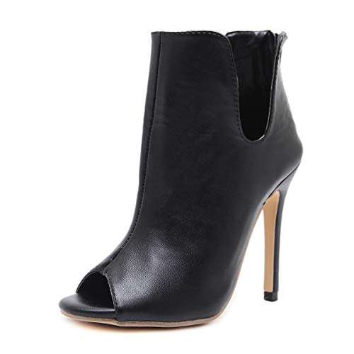 Comfortabel en veelzijdig temperament Laarsjes for vrouwen enkellaarsjes Stilettos 12cm / 4.7