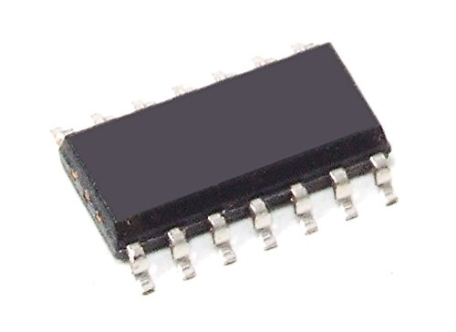 National Semiconductor National LM339AM Quad Precision Voltage Comparator / Komparator SMD IC SO-14 36V (Generalüberholt)