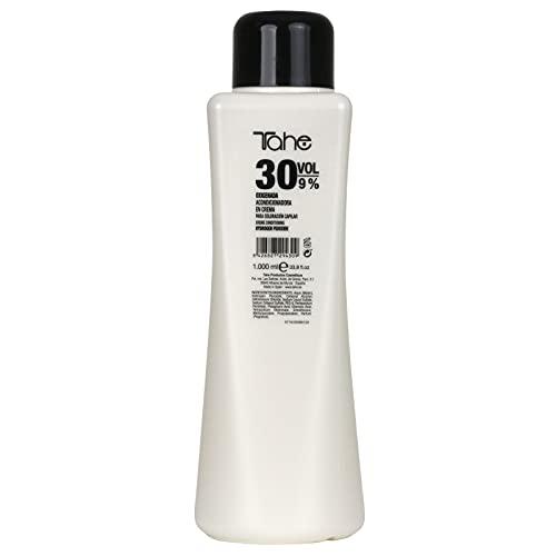 Tahe - Oxigenada Acondicionadora en Crema Natural Colour, 1000ml (30 Vol)