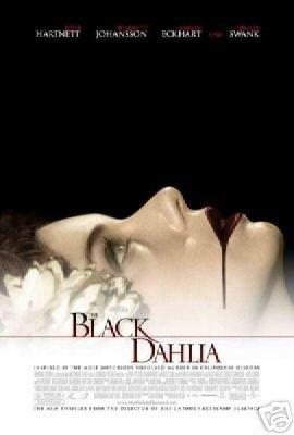 Black Dahlia Double Sided Original Movie Poster 27x40 by Powerpostersonline