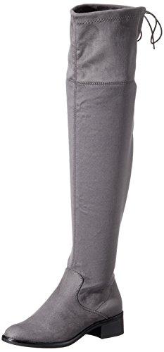 s.Oliver Damen 25527 Stiefel, Grau (Grey), 40 EU