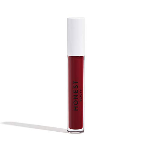 Honest Beauty Liquid Lipstick, Love | Vegan | Hydrating All-Day Wear & Flex Feel...