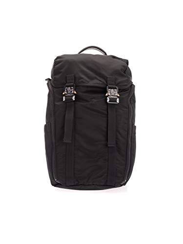 Moncler Luxury Fashion Herren 006010053234999 Schwarz Nylon Rucksack | Jahreszeit Outlet