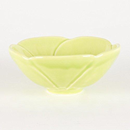 Table Passion - Coupelle feuille vert (lot de 6)
