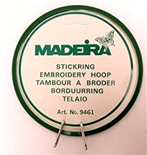 Spring Loaded Embroidery Hoop 7inch
