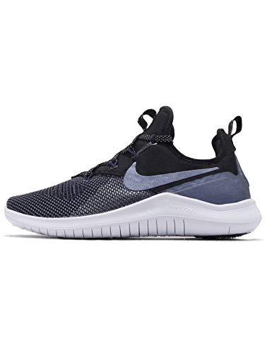 Nike Women's Free Tr 8 Running Shoes, Black/Metallic Armory/Navy, 8M