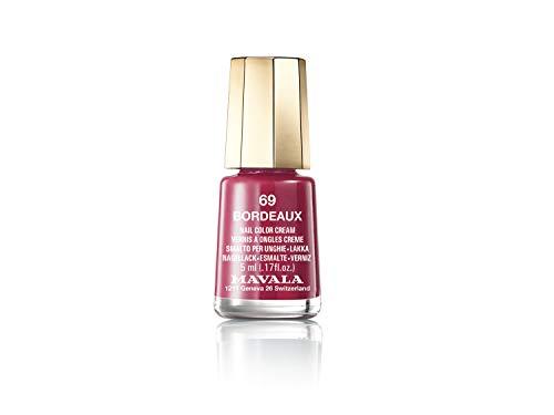 Mavala Mini Color Nail Color Creme 69bordeaux 5ml