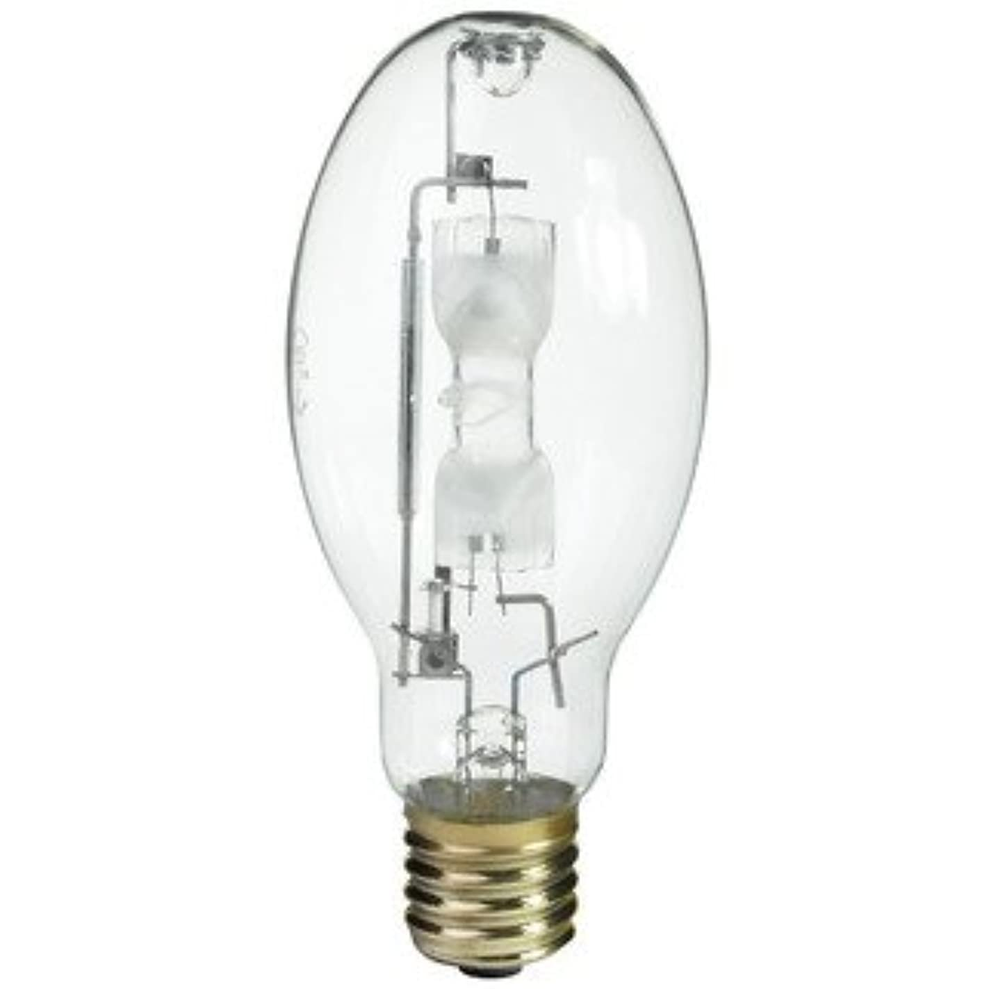 GE 43828 400W Multi-Vapor MVR400/U M59/S R400 HID Metal Halide Light Bulb 2/PACK