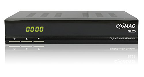 Comag SL 25 Digitaler Satelliten-Receiver, schwarz