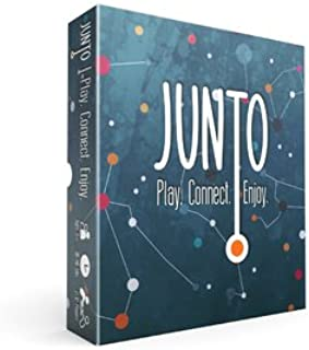 Junto Game - Get Ready To Be Fascinated by The People You Think You Know.