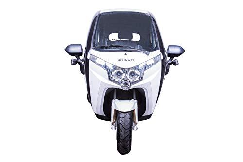 Elektromobil mit Kabine 2 Pers. 1500W Bild 2*