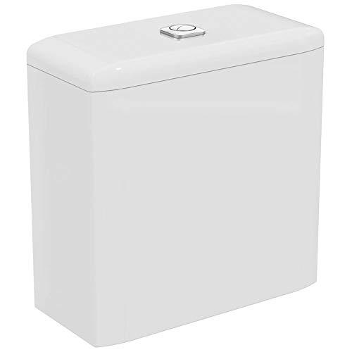 Ideal Standard Tonic II Spülkasten, K4049, Farbe: Weiß mit Ideal Plus