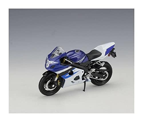 Juguete De La Motocicleta para 1:18 GSX R750 Motocicleta Modelo De Bicicleta De Juguete
