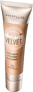 Maybelline Dream Velvet Soft-Matte Foundation 05, Warm Porcelain
