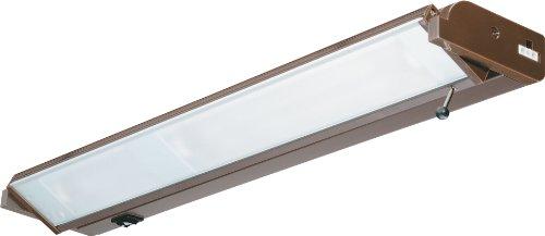 Lithonia UCHD1120CSWBZR6 - 9 Inch 1 Light 20w Halogen 120 Volt Under Cabinet Lighting in Bronze
