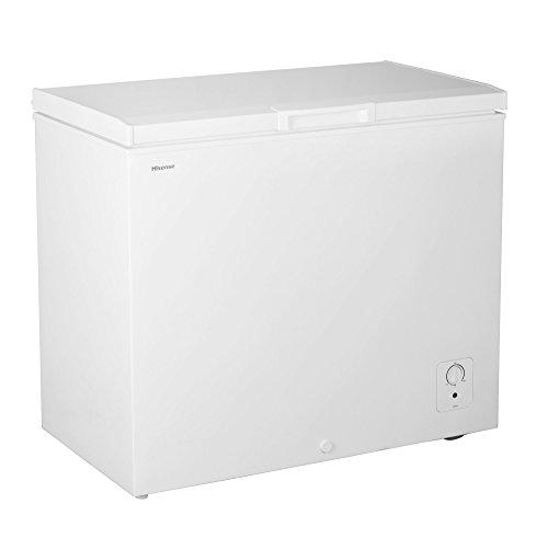 Hisense FC72D7AWD 7.2 cu. ft. Chest Freezer, White