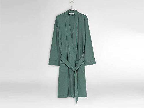 Badjas jersey pine green L/XL