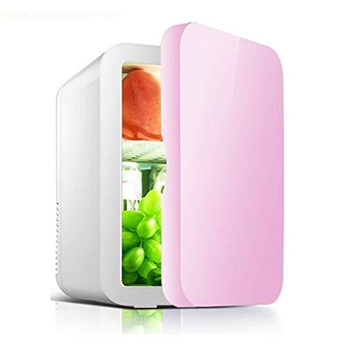 LQIQI Tragbarer Mini-Kühlschrank Auto Mini-Kühlschrank Outdoor Silent Cute Juggernog Mini-Kühlschrank