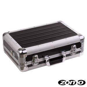 Zomo Flightcase VC-1 XT Schwarz - Alu Flightcase für DJ Controller wie z.b. DDJ-Wego, Maschine Mikro, MC2000, Vestax Spin, Roland TB-3, Roland TR-8 uvm