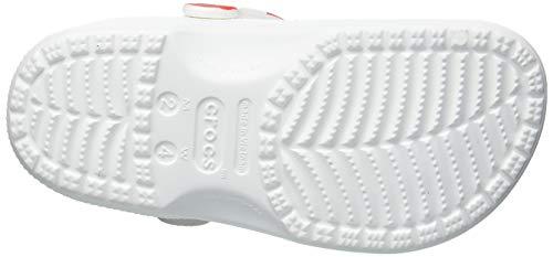 Crocs Men's and Women's Classic American Flag Clog | 4th of July Clogs