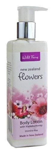 Wild Fern Flowers Body Lotion with Manuka Honey 250 ml