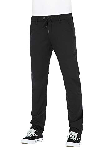 Reell Reflex Easy Pant PC, Black S normal Artikel-Nr.1112-003 - 01-024