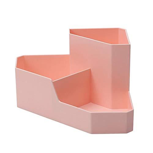 Mackur Einfache Aufbewahrungsbox für kosmetische Desktops Make-up Organizer Kosmetische Aufbewahrungsboxen