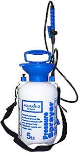 Aquaking Hochdrucksprüher 5 l