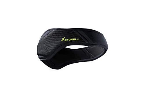 Storelli ExoShield Head Guard Classic | Sports Headband | Protective Soccer Headgear | Black | Size 5