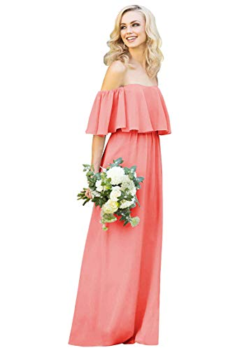 Top 10 Best Off the Shoulder Chiffon Sleeves Wedding Dress Comparison