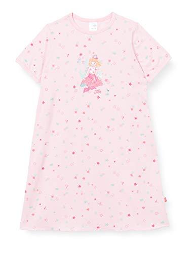 Schiesser Mädchen Prinzessin Lillifee 1/2 Nachthemd, rosa, 116