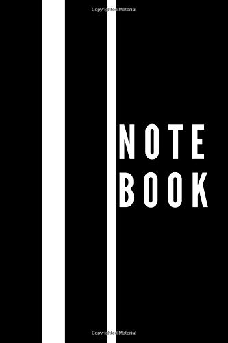 NOTEBOOK: Sketchbook, Journal for Drawing and Writing, notebook for work, school, gift, adults, kids,  (6x9 Blank 110 Pages). Jollin Holst