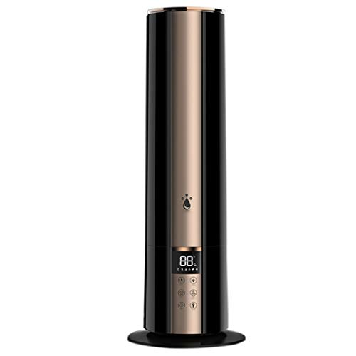Ultrasone luchtbevochtiger, gemonteerd op de waterbodem, luchtbevochtiger met hoge capaciteit, voor slaapkamer, thuis, aromatherapie, 8 l, kantoor, luchtreiniger voor zwangere vrouwen.