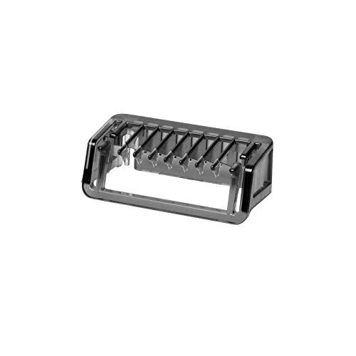 Poweka 2mm Kammerschneider kompatiable mit Phi-lips Oneblade QP2510, QP2520, QP2521, QP2522, QP2523, QP2530, QP2531, QP2620, QP2630, QP6505, QP6510, QP6520, QP6620