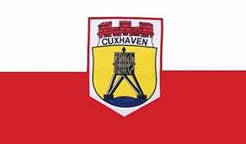 U24 Flagge Fahne Cuxhaven 90 x 150 cm