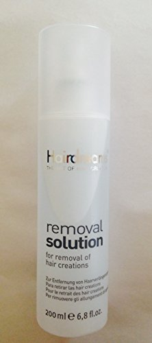 Hairdreams removal solution spray 200 ml