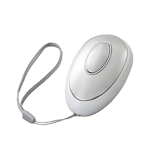 MKNIUA Dispositivo de ayuda para el sueño de microcorriente, dispositivo de ayuda para dormir con cuerda, instrumento inteligente para aliviar la presión, ayuda a dormir para mujeres