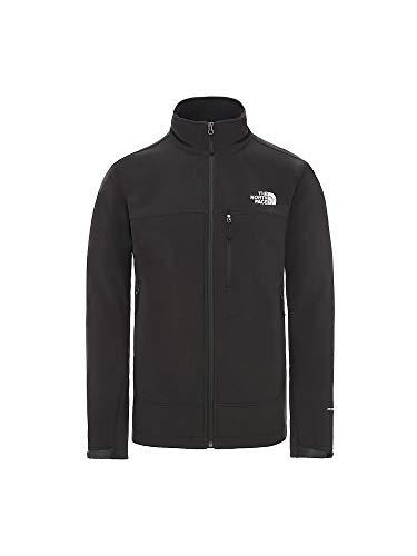 North Face M Apex Bionic Jacket - EU Chaqueta, Negro, L Hombre