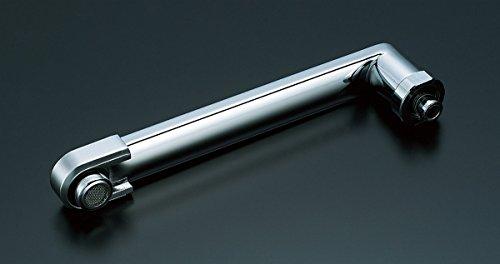 INAX LIXIL・リクシル 水栓金具 オプションパーツ 吐水口部(断熱キャップ付) 【A-3004/SA】 自在吐水口部 [吐水口長さ:230mm] 袋ナット(接続ねじ:W26山20)[蛇口]