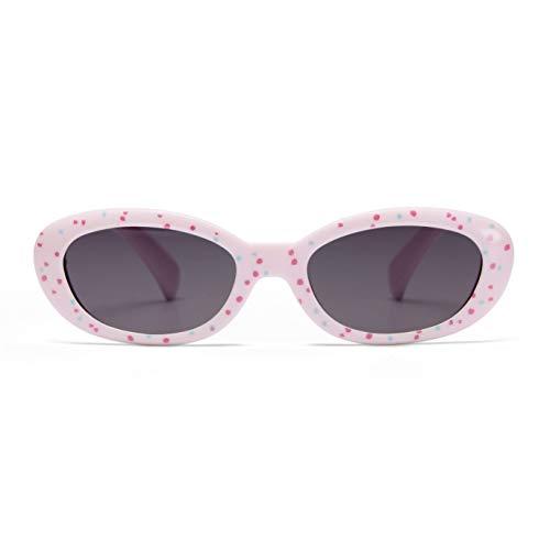 Chicco - Gafas de sol infantiles para bebés 0m+, color rosa