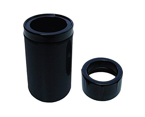 AquaForte Schwimmskimmer 160mm inklusive Reduzierung, schwarz
