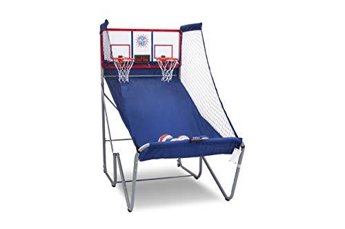 Pop-A-Shot Official Indoor/Outdoor Dual Shot Arcade Basketball Game