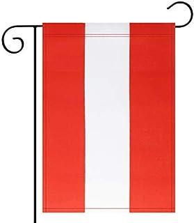 Sponsored Ad - NoLogo Garden Flag Austria Austrian Garden Flag,Garden Decoration Flag,Indoor and Outdoor Flags,Celebratio...