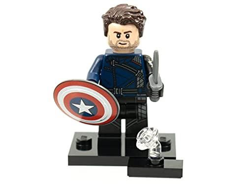 LEGO Marvel Series 1 - Minifigura de soldado de invierno 71031