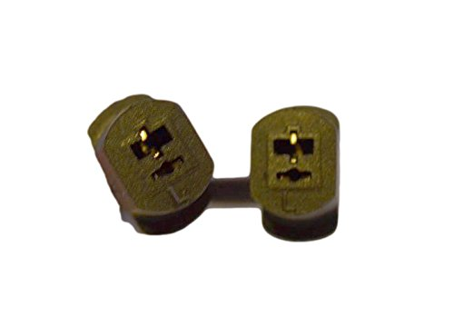 Recliner-Handles 2 Pin Splitter Lead Y Cable 2 Motors to 1 Power Supply for Electric Recliner Lift chair