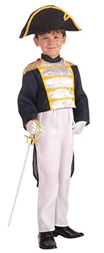 Forum Novelties Colonial General Child Costume, Large