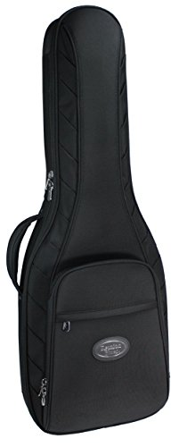 Reunion Blues RBG1BK Midnight Continental Electric Guitar Case, Black