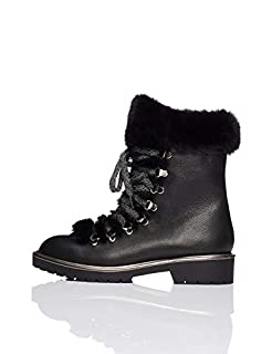 find. Fur Lined Hiker Zapatos de Low Rise Senderismo, Negro Black, 37 EU (B07FKP5KMW) | Amazon price tracker / tracking, Amazon price history charts, Amazon price watches, Amazon price drop alerts