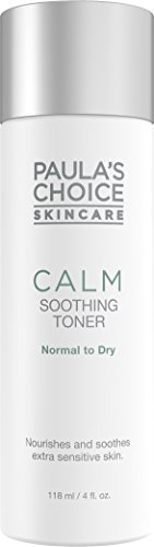 Paula's Choice Calm Redness Relief Toner, 4 Ounce Bottle, for Normal to Dry Sensitive Skin